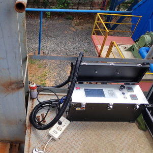 Portable Laser HCL Gas Analyzer